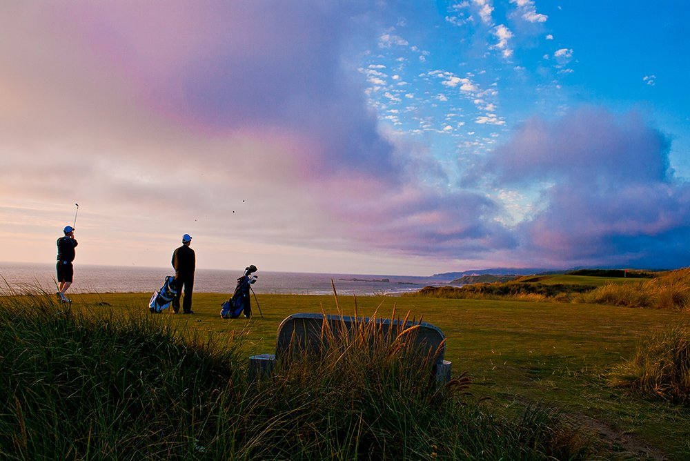 Golfing Bandon Web Design