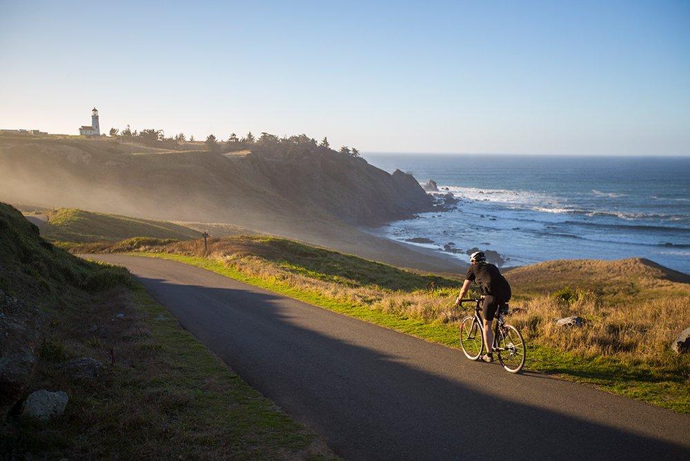 Web Design Bicycling Bandon Oregon